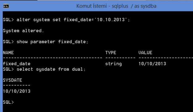sysdate2